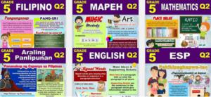 Bulletin Board Display_Grade 5 (Quarter 2) – Guro Ako