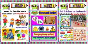 Grade 3 Bulletin Board Display_3rd Quarter – Guro Ako